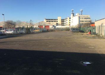 Land to let in 8A Lumen Road, East Lane Business Park, Wembley HA9
