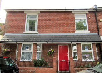 Thumbnail 4 bed end terrace house for sale in Mount Pleasant Road, Southampton, Hampshire