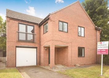 Thumbnail 3 bed detached house for sale in Maine Street, Thetford