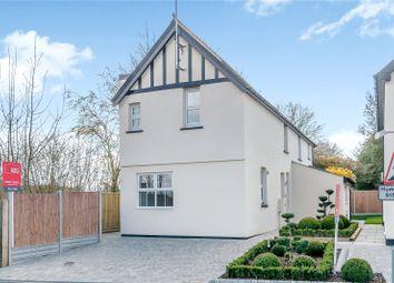 Thumbnail 2 bedroom flat for sale in Hollybush Lane, Harpenden