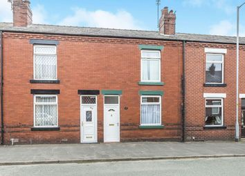Thumbnail 2 bed terraced house for sale in Bradshaw Street, Wigan