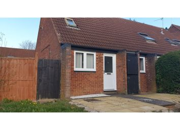 Thumbnail 2 bed semi-detached house for sale in Langcliffe Drive, Milton Keynes
