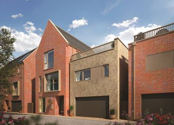 "Thumbnail 4 bed detached house for sale in ""The Fawcett"" at Hobson Avenue, Trumpington, Cambridge"