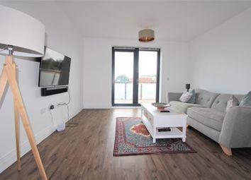 Thumbnail 2 bed flat for sale in Studio Way, Borehamwood
