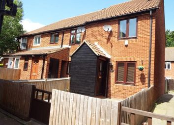 Thumbnail 2 bed end terrace house for sale in Denny Close, London