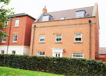 Thumbnail 5 bed detached house for sale in Thropp Close, Lichfield