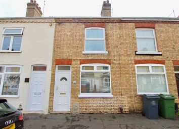 Thumbnail 3 bed terraced house to rent in Silver Street, Woodston, Peterborough