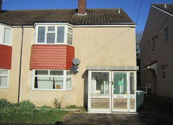 Thumbnail 1 bed maisonette for sale in Bohun Street, Tile Hill, Coventry