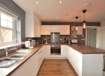 Thumbnail 2 bedroom flat for sale in Royal Court, 10 Limes Close, Redhill, Surrey