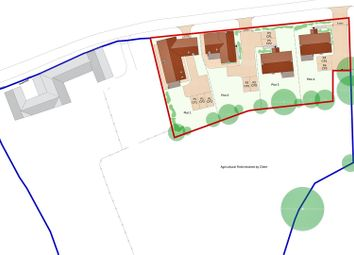 Thumbnail 4 bedroom detached house for sale in Plot 1, Holly Berry Barn, Brotts Road, Normanton-On-Trent, Newark