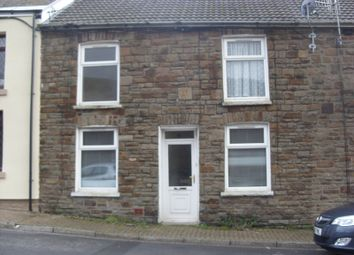 Thumbnail 3 bed terraced house to rent in Vale View, Nantymoel, Bridgend
