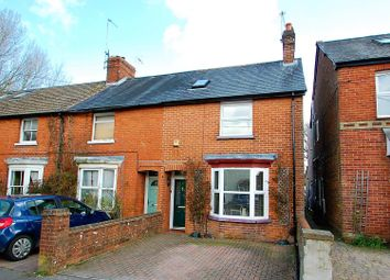 Thumbnail 3 bedroom end terrace house for sale in Rushes Road, Petersfield