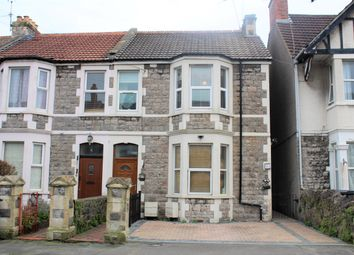 Thumbnail 3 bed flat for sale in Southend Road, Weston Super Mare