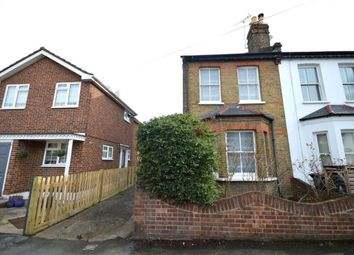 Thumbnail 3 bedroom semi-detached house to rent in Shortlands Road, Kingston Upon Thames