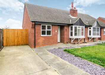 Thumbnail 2 bed semi-detached bungalow for sale in Marriotts Close, Ramsey Mereside, Ramsey, Huntingdon