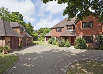 Thumbnail 5 bedroom property for sale in Turnoak Park, St Leonards Hill, Windsor, Berkshire