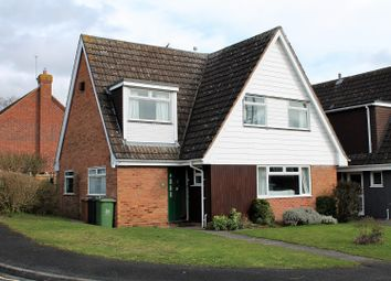 Thumbnail 4 bed detached house for sale in The Heights, Worcester