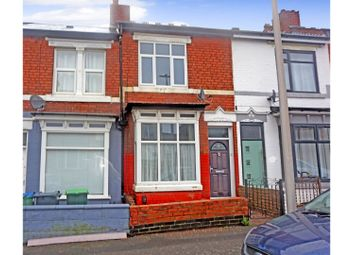 2 bed terraced house for sale in Reginald Road, Bearwood, Smethwick B67