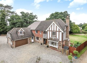 Thumbnail 5 bed detached house for sale in Easthampstead Park, Wokingham, Berkshire