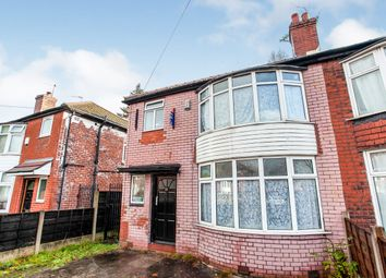 4 bed semi-detached house to rent in Lathom Road, Withington, Manchester M20