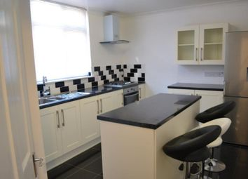 Thumbnail 3 bed end terrace house to rent in Talmage Close, Tyson Road, London