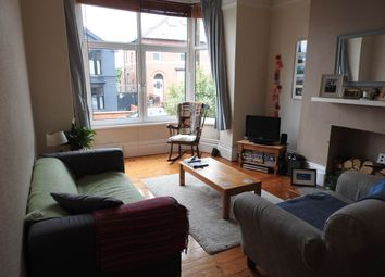 Thumbnail 2 bedroom flat to rent in Eversley Road, Sketty, Swansea