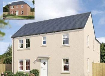 "Thumbnail 4 bed detached house for sale in ""The Ockle"" at Stable Gardens, Galashiels"
