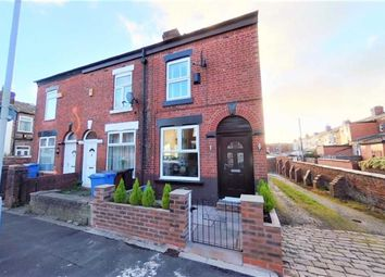 Thumbnail 2 bed end terrace house for sale in Hartley Street, Edgeley, Stockport