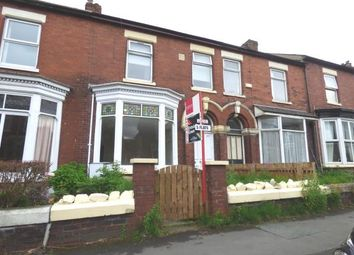 Thumbnail 5 bedroom terraced house for sale in Tulketh Road, Ashton-On-Ribble, Preston, Lancashire