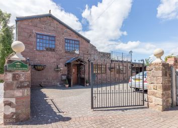 Thumbnail 3 bed cottage for sale in The Old Bake House, Neston Road, Ness, Neston, Cheshire