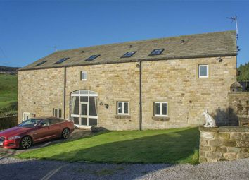 Thumbnail 4 bed barn conversion to rent in Whalley Lane, Denhome, West Yorkshire
