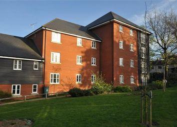 Thumbnail 2 bed flat for sale in Allard Way, Saffron Walden, Essex
