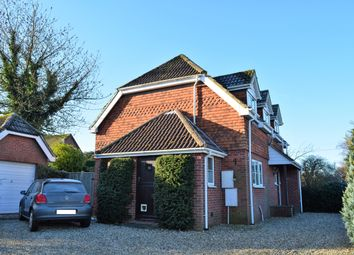Thumbnail 3 bed detached house to rent in High Street, Manton, Marlborough