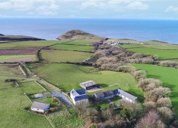 Thumbnail 10 bed barn conversion for sale in Ffynnon Grog, Mwnt, Ferwig, Cardigan