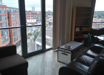 Thumbnail 2 bed flat for sale in St. John's Walk, Birmingham