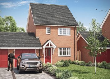 Thumbnail 3 bed link-detached house for sale in Church Street, Pensnett, Brierley Hill