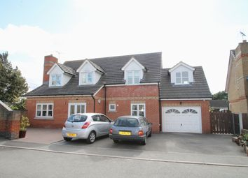 Thumbnail 4 bed detached house for sale in Longley Mews, Farm Road, Orsett, Grays