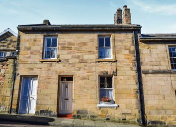 Thumbnail 4 bed terraced house for sale in Upper Howick Street, Alnwick
