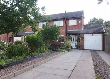 Thumbnail 3 bed semi-detached house for sale in Carters Close, Walmley, Sutton Coldfield
