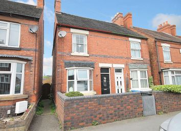 Thumbnail 2 bed semi-detached house for sale in Argyle Street, Tamworth