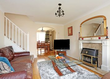 Thumbnail 3 bed detached house to rent in Hawkins Meadow, Marlborough, Wiltshire