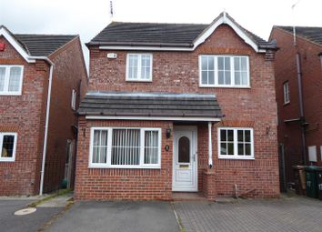 Thumbnail 3 bed detached house for sale in Home Farm Court, Off Burton Rd., Castle Gresley
