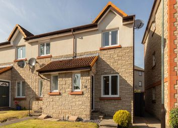 Thumbnail 2 bed end terrace house for sale in Raeburn Park, Perth