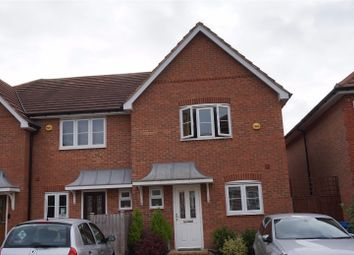 Thumbnail 3 bed end terrace house to rent in Hadleigh Close, Harrow