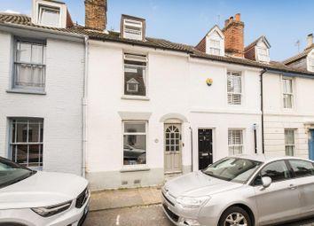 Thumbnail 3 bed terraced house for sale in Sydenham Street, Whitstable