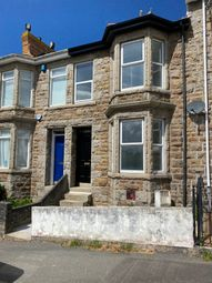 Thumbnail 3 bed terraced house for sale in Barwis Terrace, Penzance