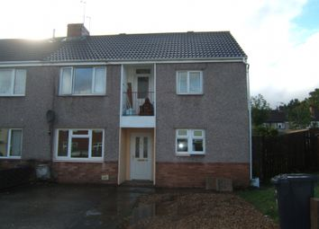 Thumbnail 2 bed flat to rent in Trem Twyn Barlwm, Two Locks, Cwmbran
