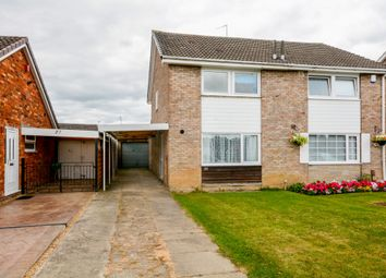 Thumbnail 3 bed semi-detached house for sale in Acorn Way, Woodthorpe