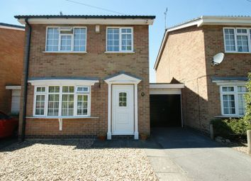 Thumbnail 3 bed detached house for sale in Fairway Drive, Bulwell, Nottingham