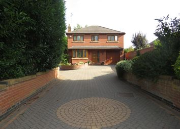 Thumbnail 4 bed detached house for sale in Federation Avenue, Desborough, Kettering
